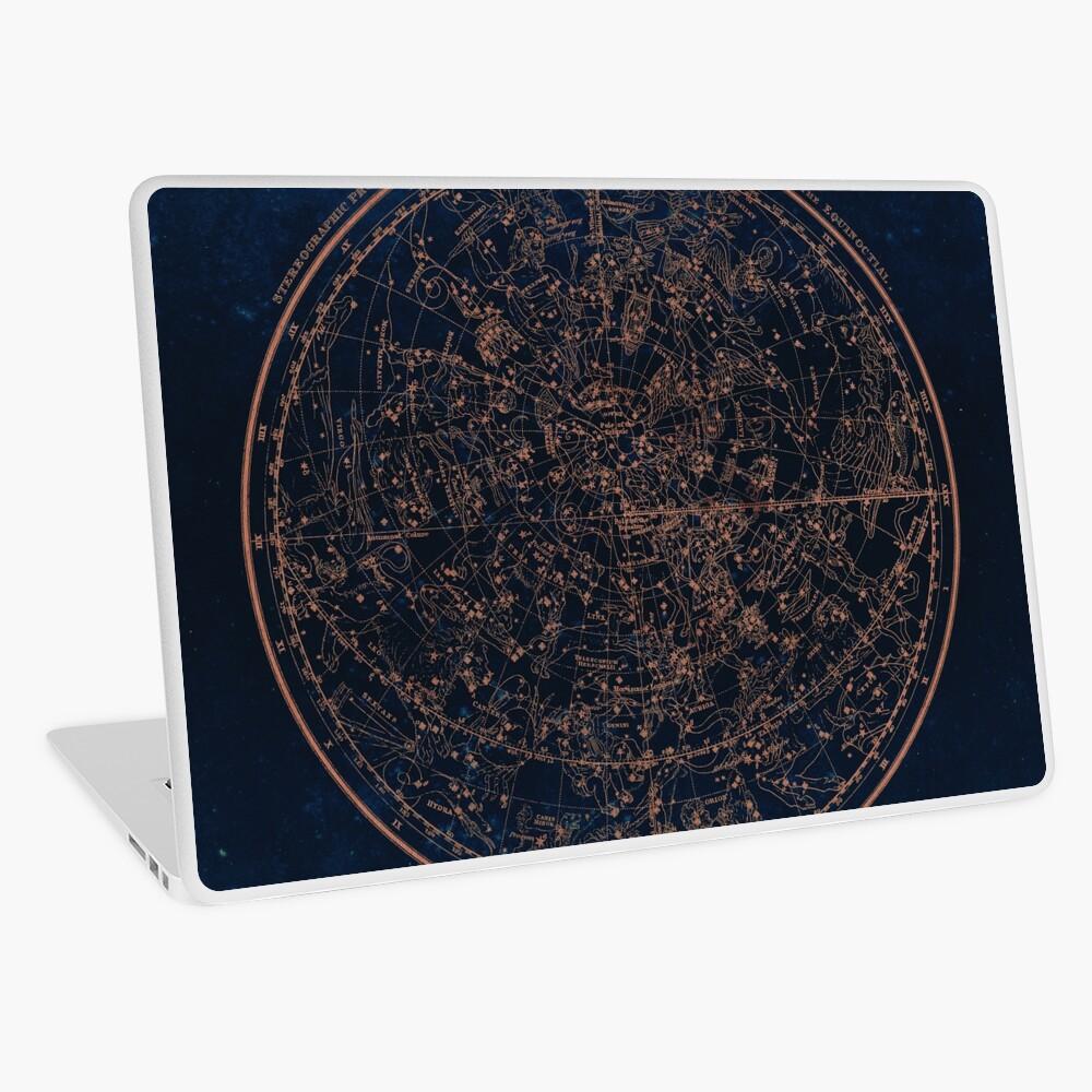 Constellations of the Northern Hemisphere Laptop Skin