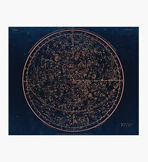 Constellations of the Northern Hemisphere Photographic Print