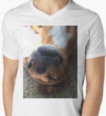 Max  Men's V-Neck T-Shirt