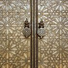 Doors of Beauty, Fes, Morocco by Carole-Anne