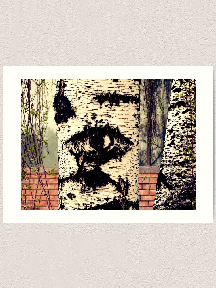 Alternate view of Natures beauty  Art Print