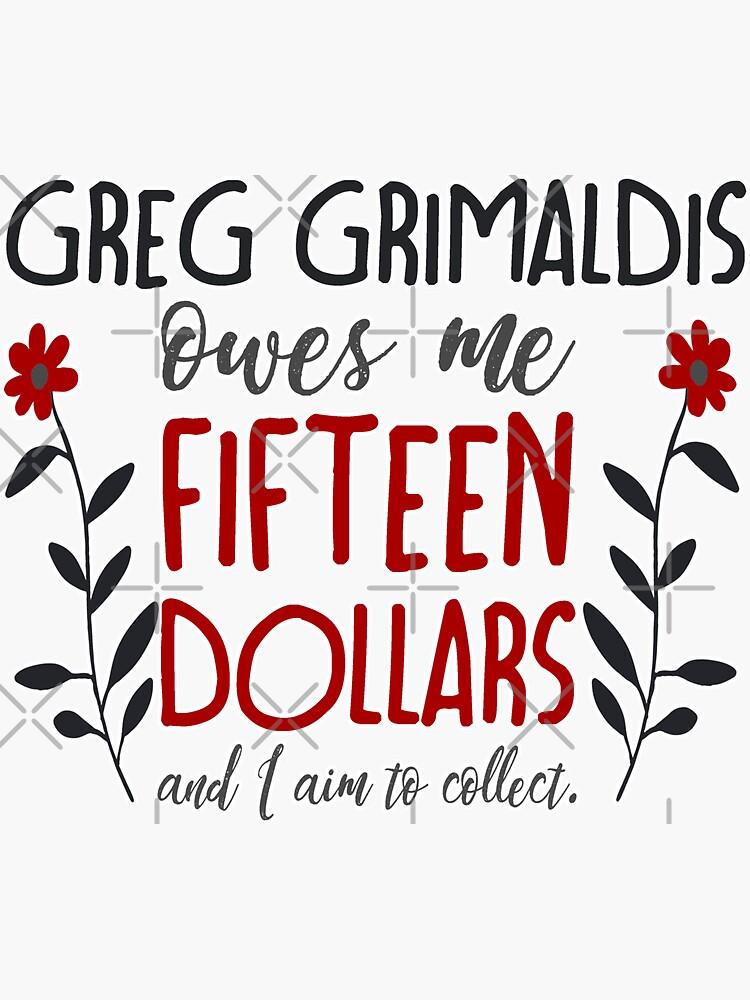 you better believe, greg grimaldis (redux) by usukiland