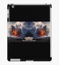 Kilauea Volcano at Kalapana 8 iPad Case/Skin