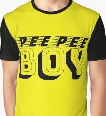 Pee Pee Boy Graphic T-Shirt