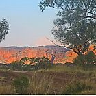 Late afternoon at Purnululu by Graeme  Hyde