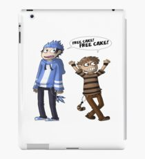 Mordecai And Rigby  iPad Case/Skin