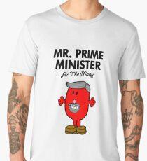 MR. PRIME MINISTER - JEREMY CORBYN - LABOUR PARTY Men's Premium T-Shirt