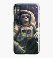 Space Farer iPhone Case