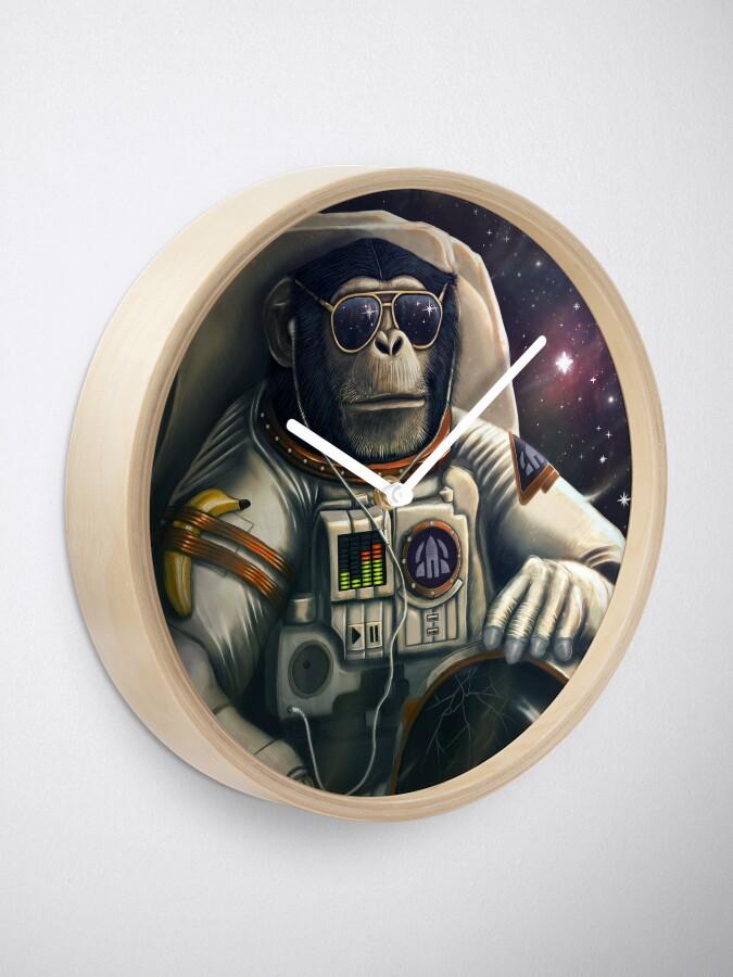 Vista alternativa de Reloj Portador del espacio