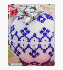 decorations for Christmas tree iPad Case/Skin
