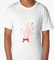 Dexter Hands Long T-Shirt