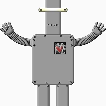 Robo-tot! by paraplegicpanda