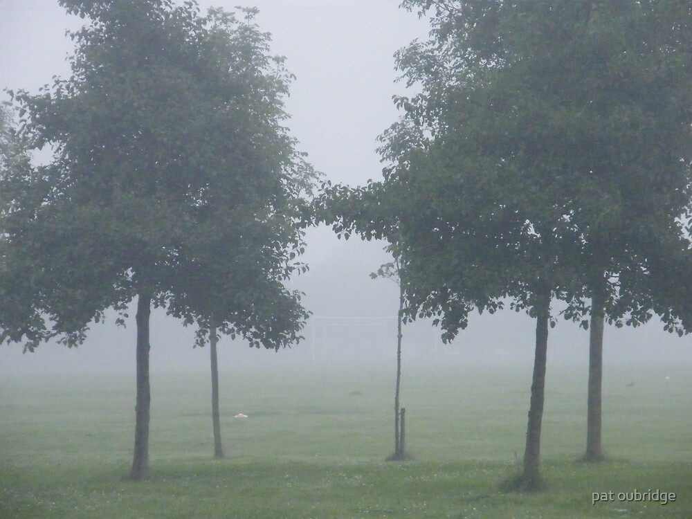 Misty Morning by pat oubridge