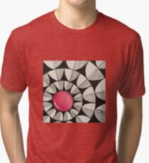 Popping in Pink HD Tri-blend T-Shirt