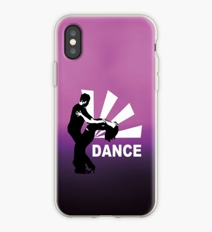 lets dance and have fun iPhone Case