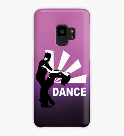 lets dance and have fun Case/Skin for Samsung Galaxy