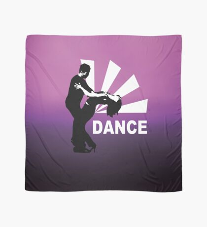 lets dance and have fun Scarf