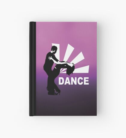 lets dance and have fun Hardcover Journal