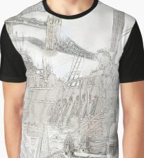 Icons of London Graphic T-Shirt