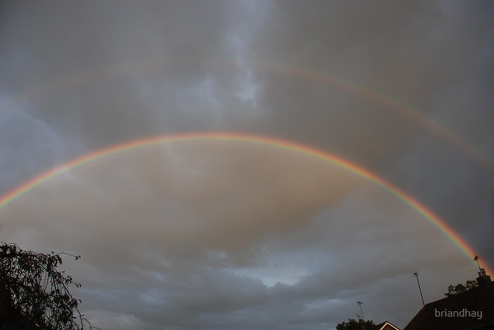 rainbows by briandhay