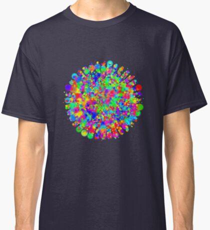 Space color splash Classic T-Shirt