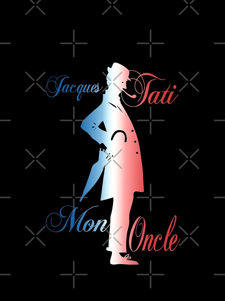Jacques Tati My Uncle by extracom