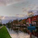 Amsterdam Canal by StonePics