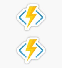 Azure Functions Sticker