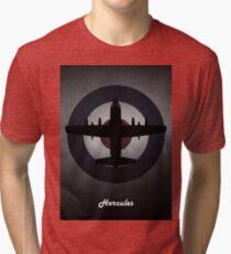 C-130 Hercules RAF Tri-blend T-Shirt