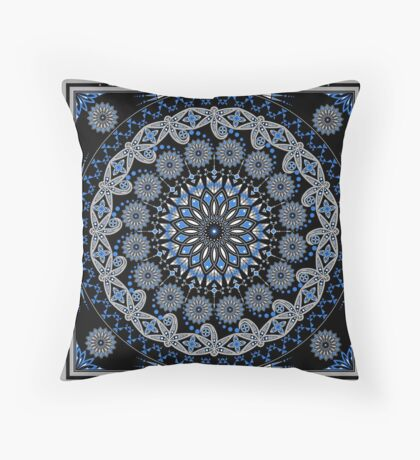 Visit from the Ancestors Throw Pillow