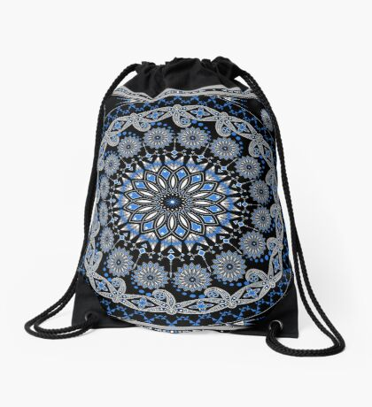 Visit from the Ancestors Drawstring Bag
