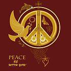 Paz  by Valerie Anne Kelly
