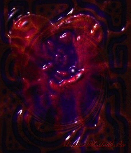 My Bleeding Heart by Kristin Lee