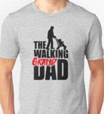 The walking (grand) dad - grandad T-Shirt
