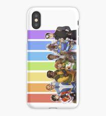 VLD Rainbow iPhone Case