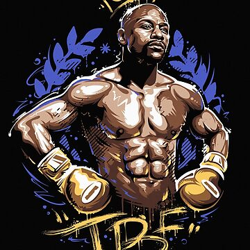 TBE Floyd Mayweather by Vecster
