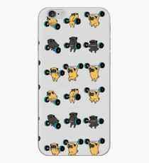 OLYMPIC LIFTING PUGS iPhone Case