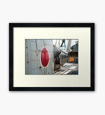 Japanese Navy Helicopter Framed Print
