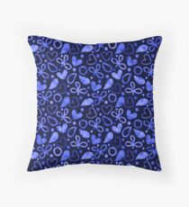 Lovely Pattern ১ Throw Pillow