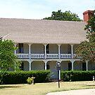 Historic Nance Farm II by Glenna Walker