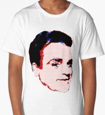 Jimmy Cagney - Pop Art Long T-Shirt