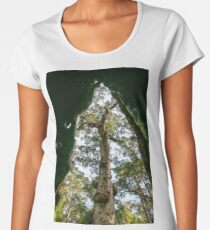 Giant Tingle Tree, Denmark, Western Australia Women's Premium T-Shirt