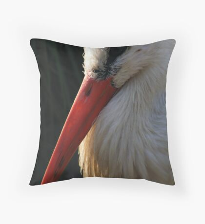 Beaky Throw Pillow