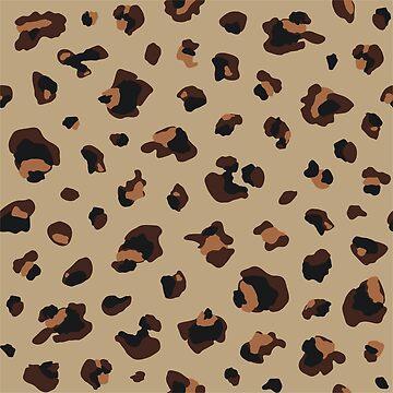 Beast Pattern. Leopard by alijun