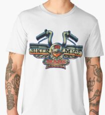 Biker Mice From Mars Men's Premium T-Shirt