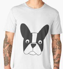 french bulldog sticker Men's Premium T-Shirt