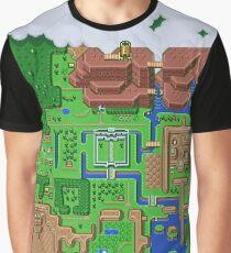 Hyrule Light World Graphic T-Shirt