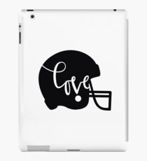 love football baseball american football sports iPad Case/Skin