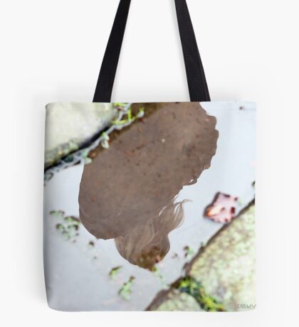 Pale Reflections Tote Bag
