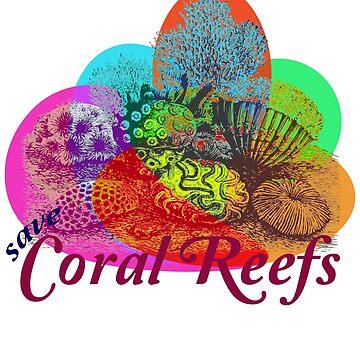 Save Coral Reefs 2 by DERG